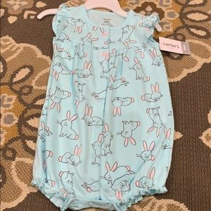 Girl's Carter's onsie 24 months New